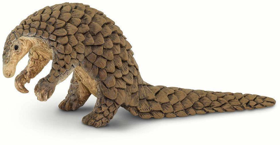 Safari - Pangoline, zwierzęta, wielokolorowe (S100268)