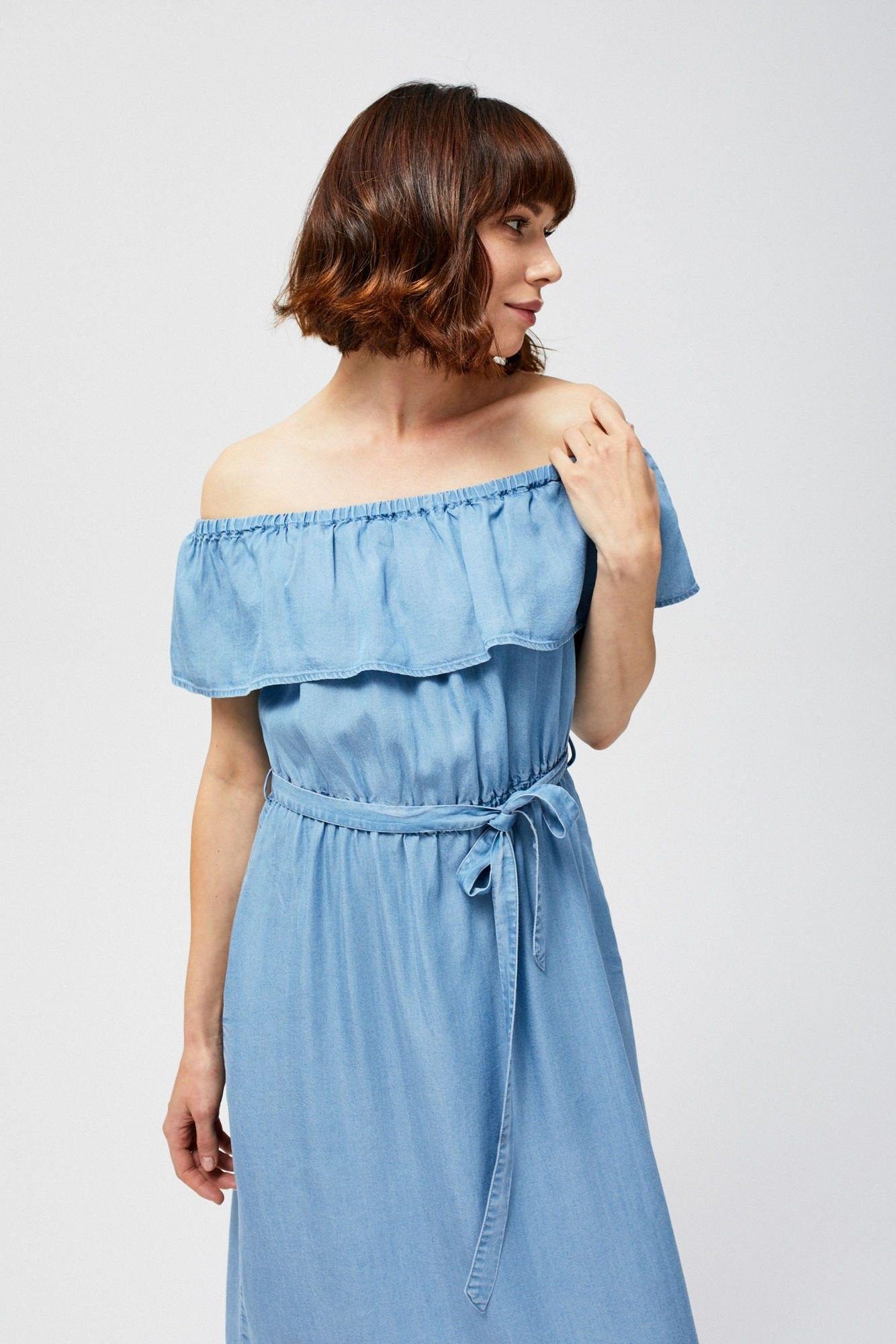 Sukienka lyocell