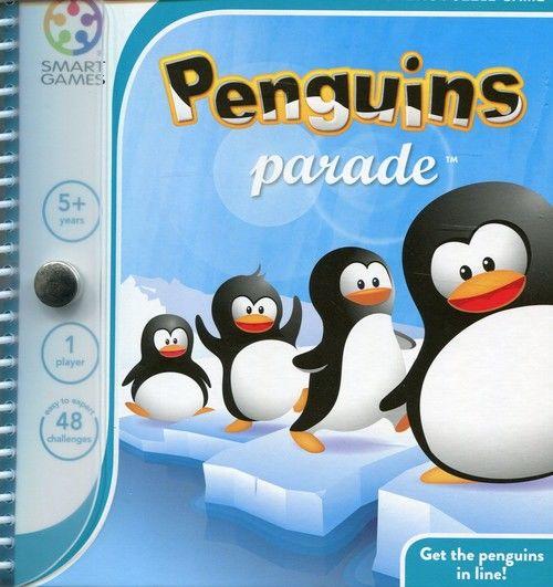 Smart Games Parada pingwinów ZAKŁADKA DO KSIĄŻEK GRATIS DO KAŻDEGO ZAMÓWIENIA