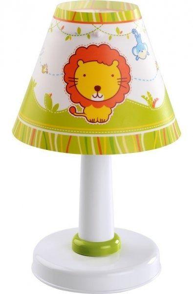 Lampa lampka na szafkę nocna zoo zwierzątka led