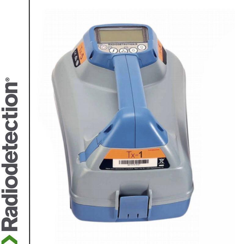 Generator sygnału Genny TX-1 Radiodetection