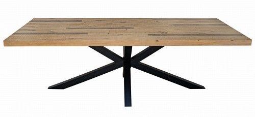Stół drewniany Karexie Pinie 240 cm naturalny