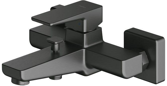 Omnires Parma bateria wannowa bez zestawu prysznicowego grafit PM7430GR