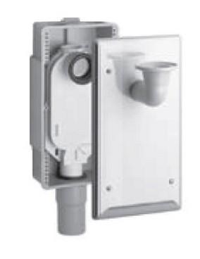 Roca Dostępna łazienka Syfon podtynkowy do umywalki A506403207