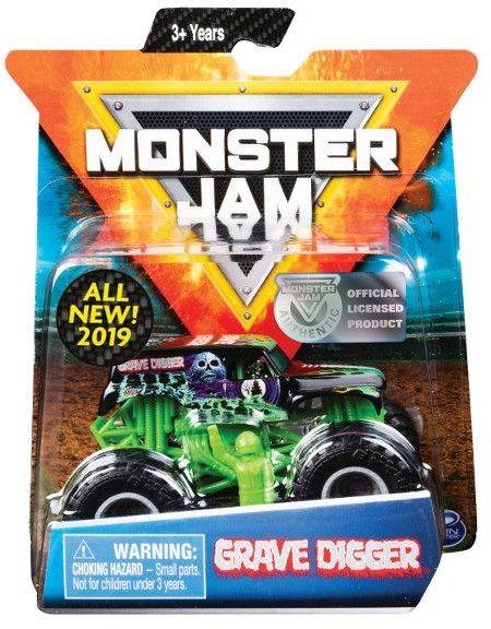 Spin Master - Monster Jam Grave Digger 20123292 6044941