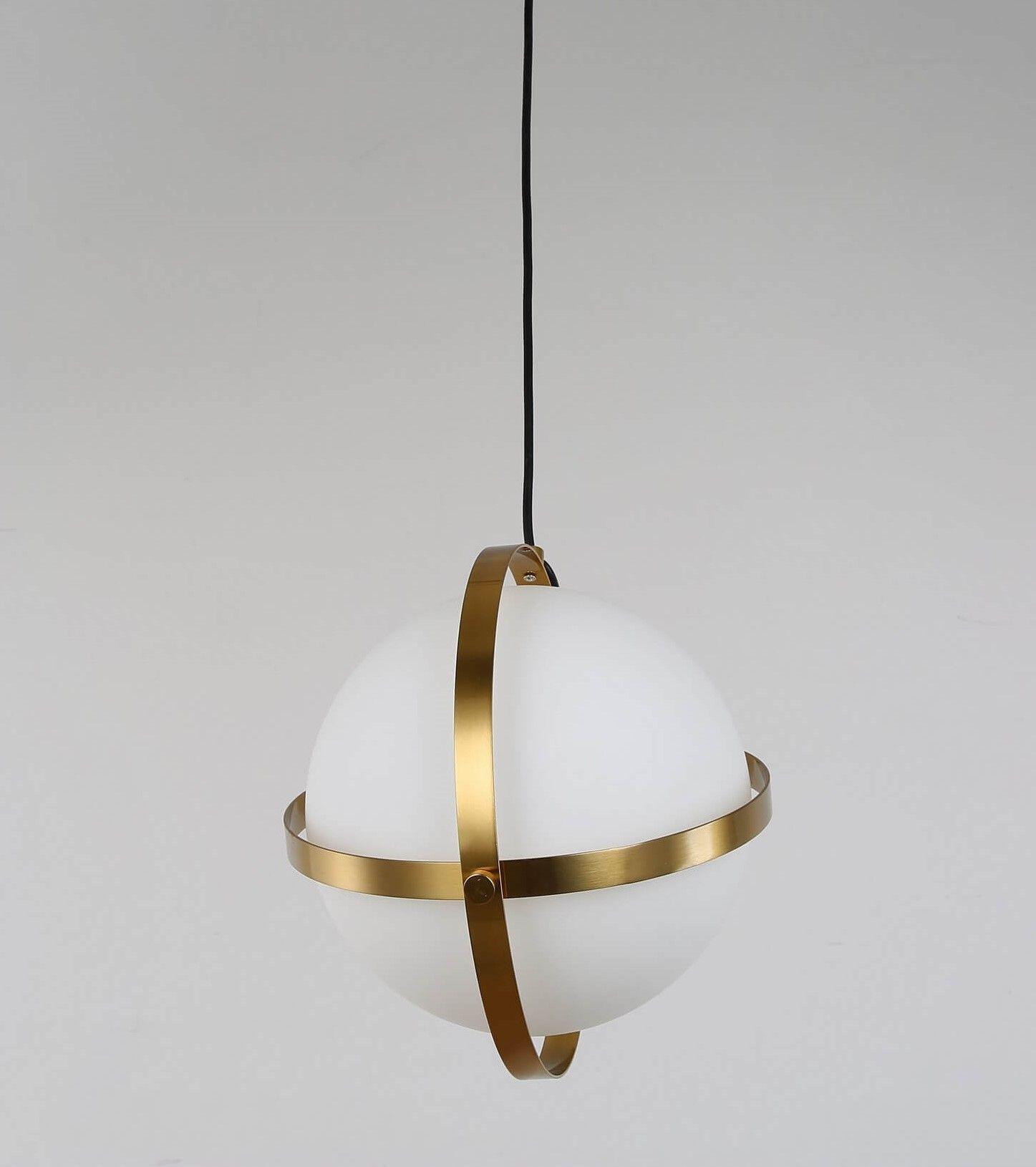 NOWOCZESNA LAMPA WISZĄCA BIAŁA SIGNIA D20