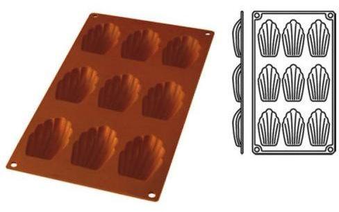 Silikonowa forma na ciasta Madeleiness