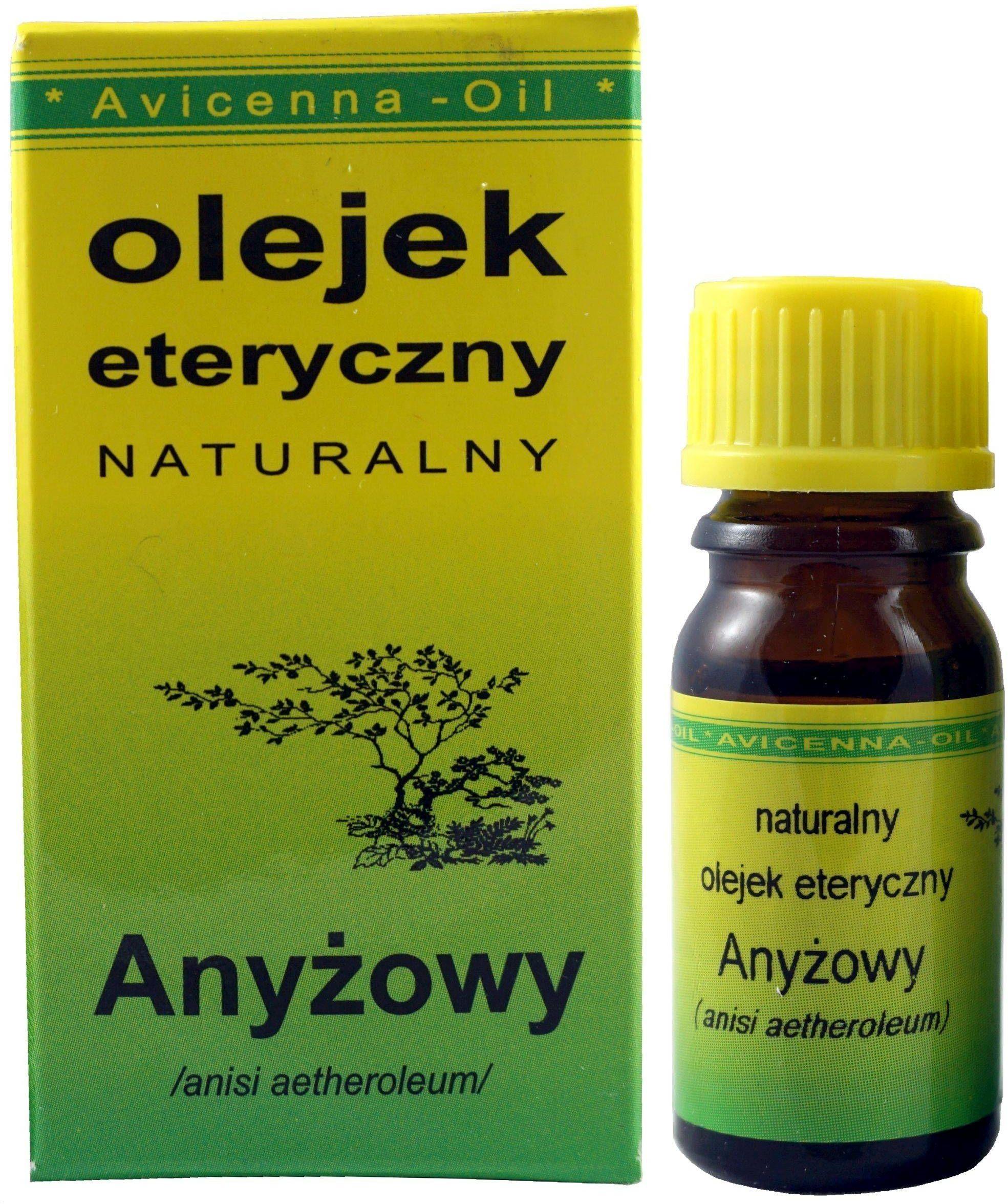 Olejek eteryczny Anyżowy - 7ml - Avicenna Oil