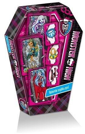 Monster High, gra planszowa