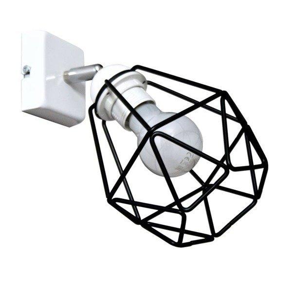 Kinkiet z drutu DIAMOND COLOR [różne wersje kolorystyczne] - 1