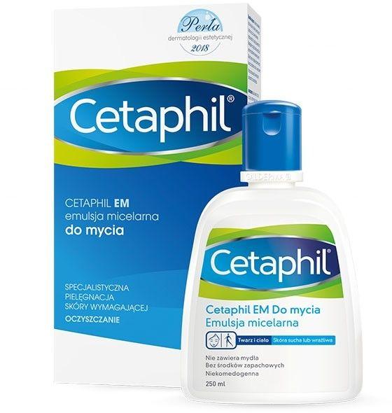 Cetaphil EM emulsja micelarna do mycia 250 ml