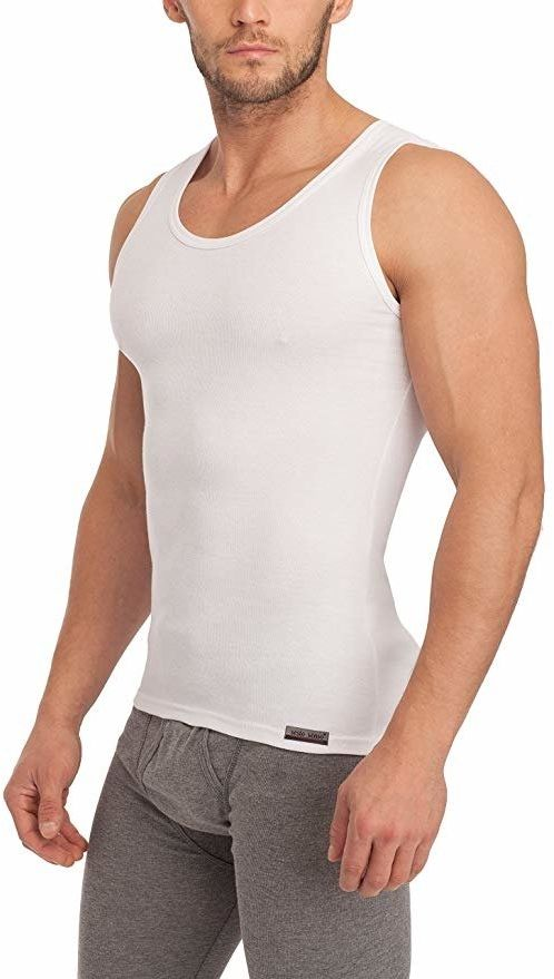Bawełniana koszulka na ramiączkach ART. 113 Sesto Senso