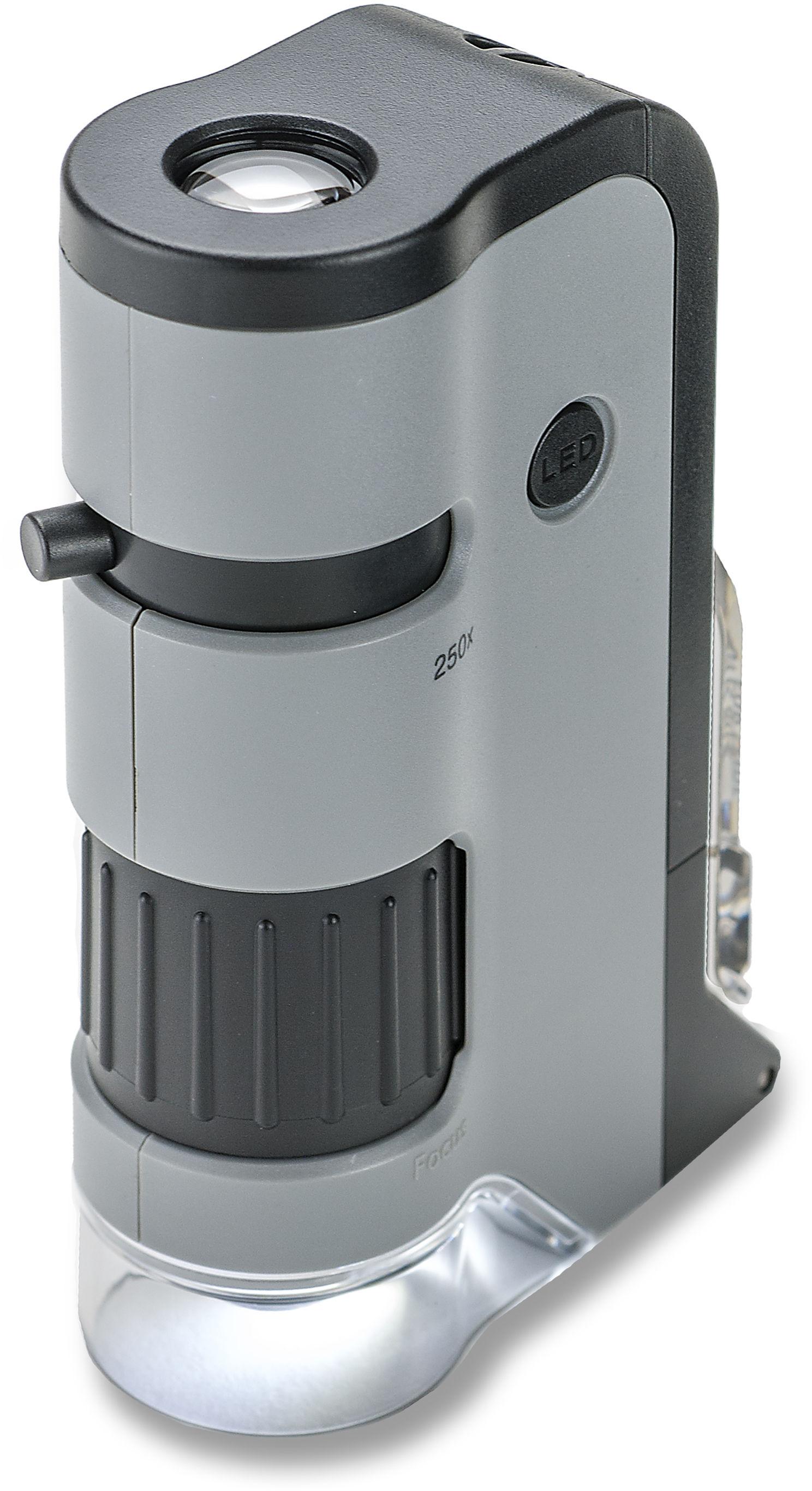 Mikroskop Carson Microflip LED 100-250x (MP-250)