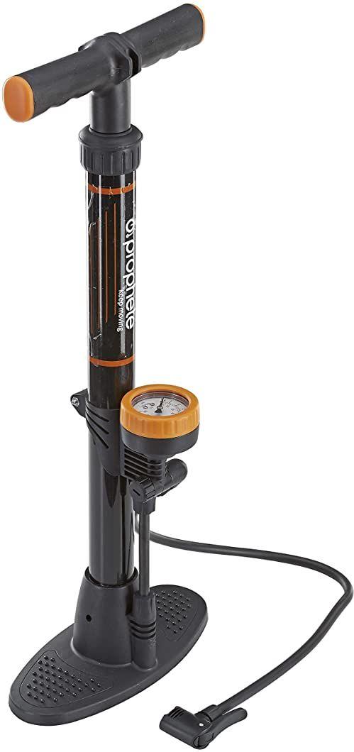 Prophete Pompa nożna z wielokolorowym manometrem 480 mm