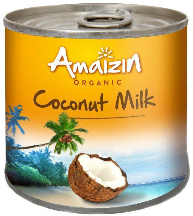 Mleczko Kokosowe 17% 200ml - Amaizin