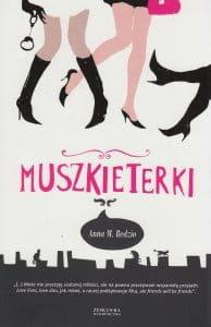 Muszkieterki - Anna M. Redzio