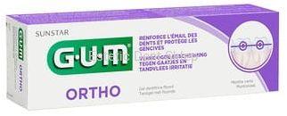 GUM Butler Ortho - pasta dla osób noszących aparat ortodontyczny 75ml