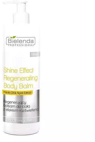 Bielenda Professional - Regenerujący i rozświetlający balsam do ciała i biustu 500ml