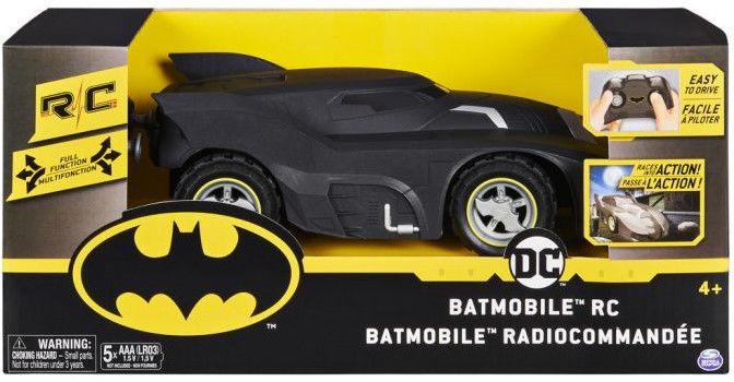 Spin Master - Batman Batmobile RC 20136196 6058489