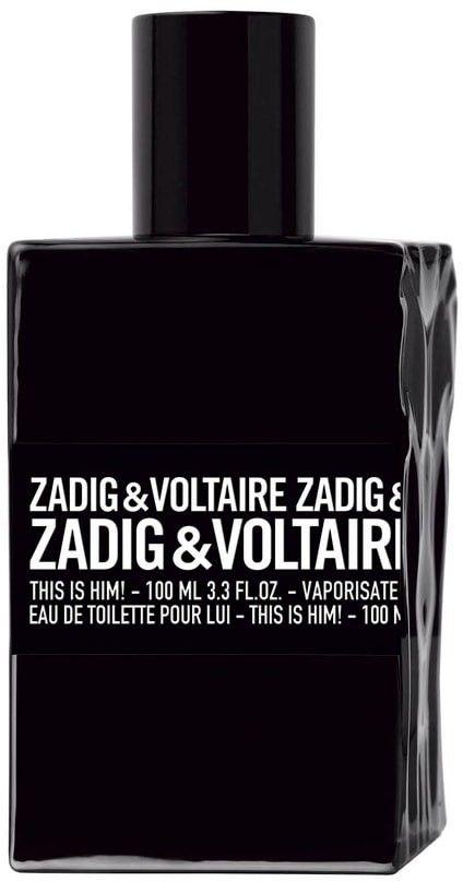 Zadig & Voltaire This is Him! woda toaletowa dla mężczyzn 100 ml