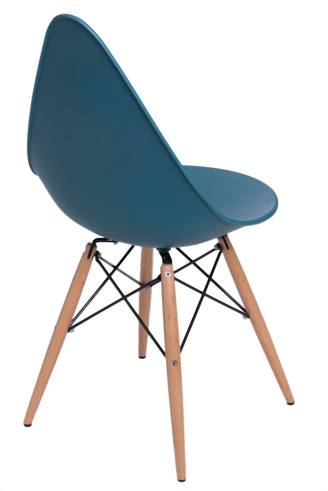 D2 Krzesło Rush DSW navy green