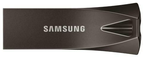 Samsung BAR Plus 2020 256GB USB 3.1 Titan Gray