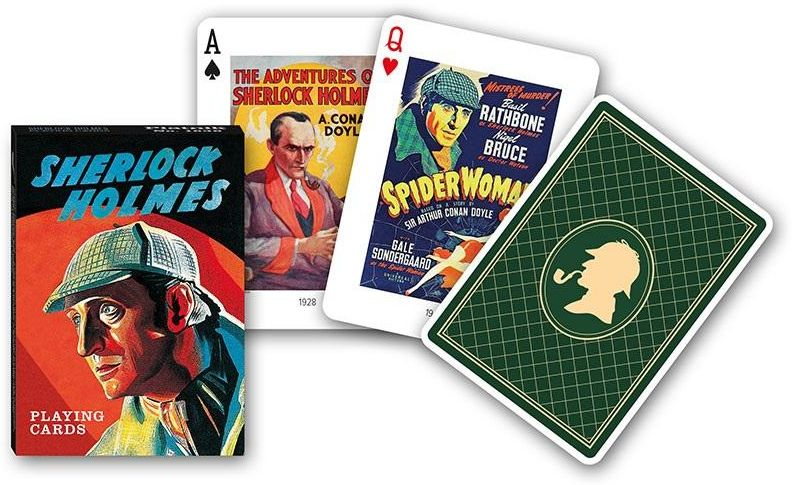 Karty International Sherlock Holmes (GXP-743796)