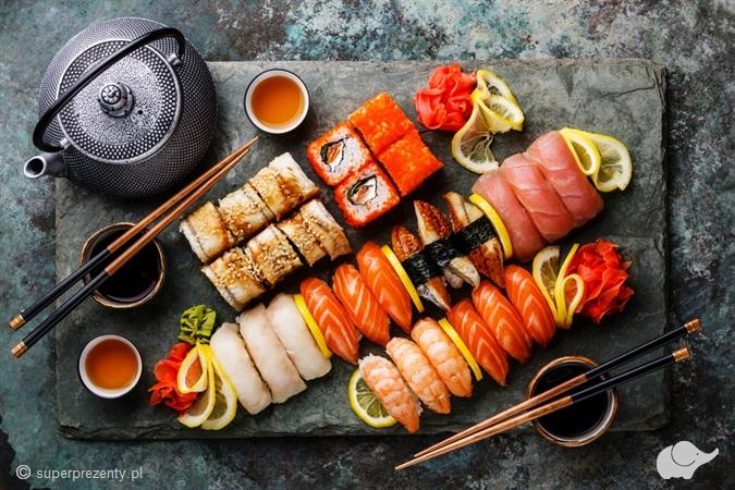 Kurs sushi I stopnia w Warszawie