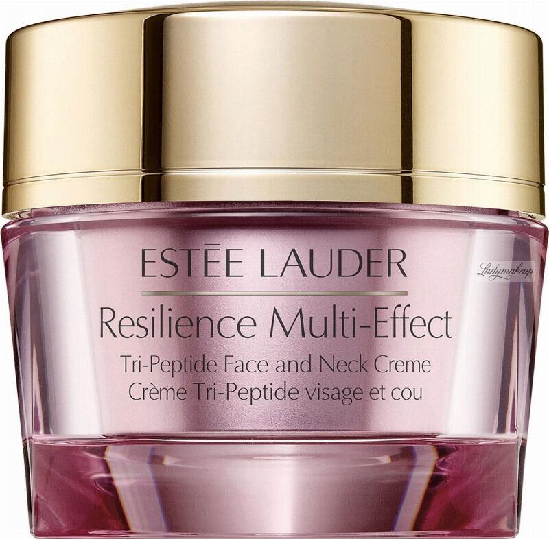 Estée Lauder - Resilience Multi-Effect Night - Tri-Peptide Face and Neck Creme - Odżywczy krem do twarzy na Noc - 50 ml