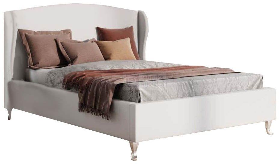 Łóżko tapicerowane GENUA z pojemnikiem New Design