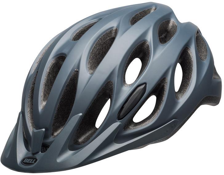 Kask rowerowy mtb BELL TRACKER matte lead Rozmiar: 54-61,trackerlead