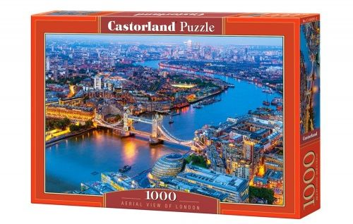 Puzzle 1000 Aerial View of London CASTOR