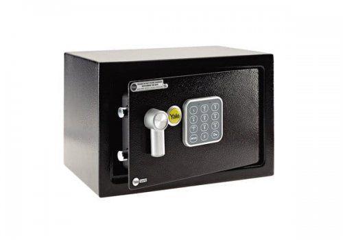 Sejf podstawowy domowy YALE YEC/250/DB1 domowy z alarmem