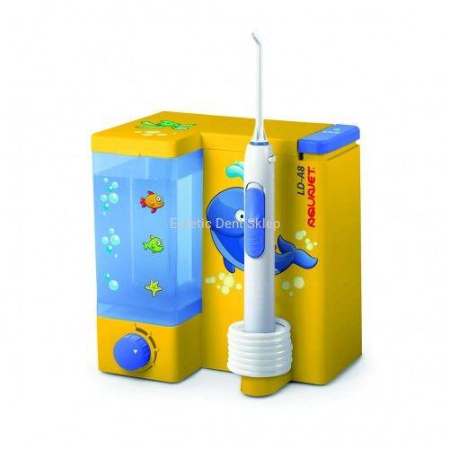 AQUAJET LD-A8 FOR KIDS Irygator dla dzieci + 5 końcówek