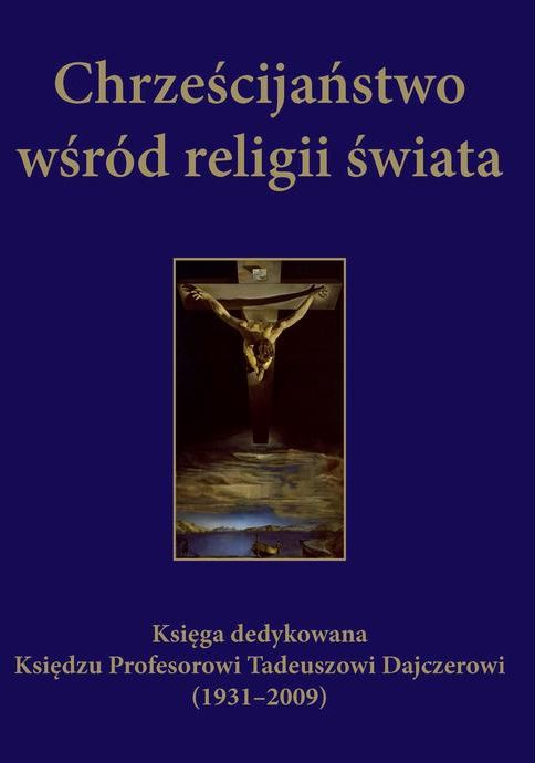 Chrześcijaństwo wśród religii świata - No author - ebook