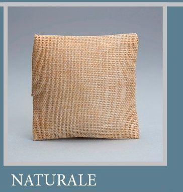 Planeta konfetti przysługi na imprezę, poduszka z juty, lina naturalna, 30 sztuk, 11 x 11 cm