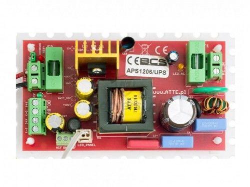 BCS-ZA1206/UPS