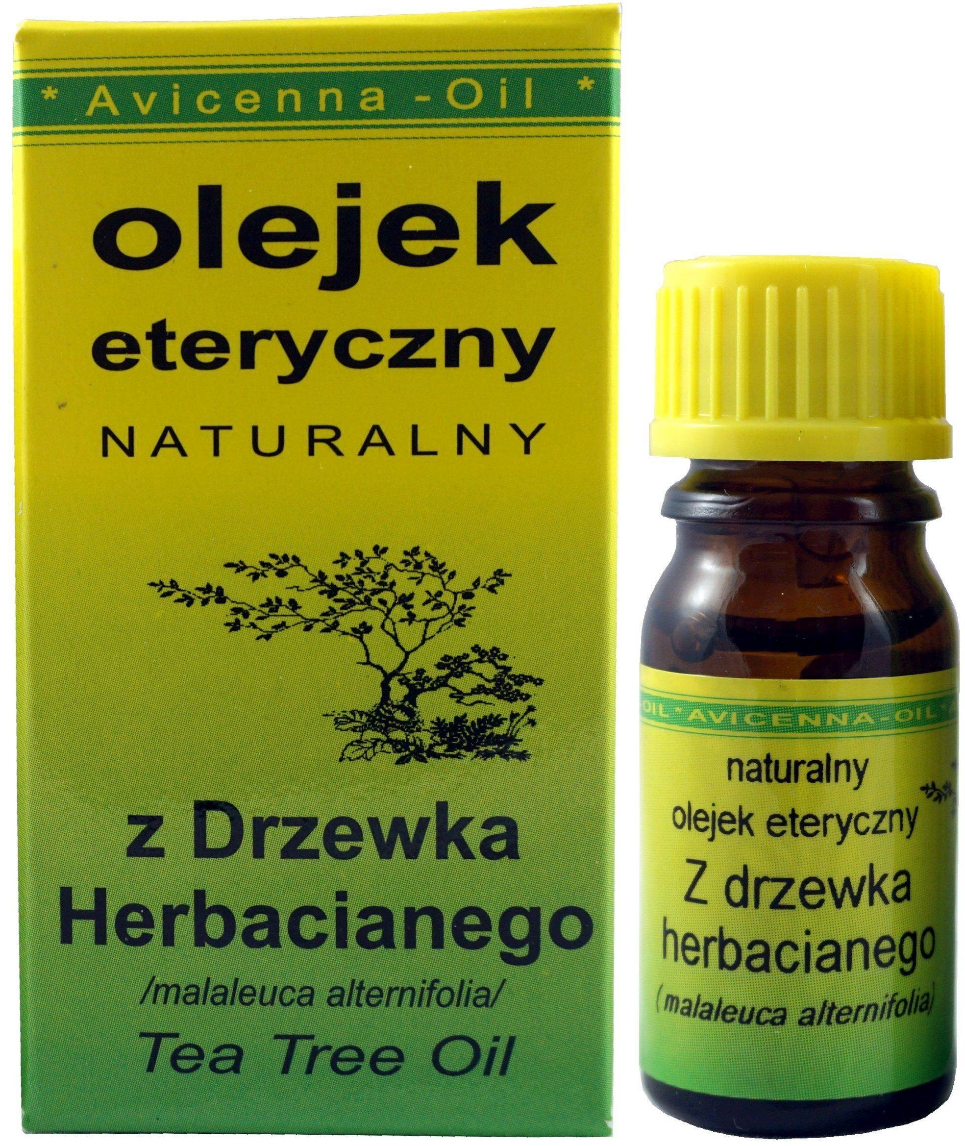 Olejek eteryczny z Drzewa Herbacianego - 7ml - Avicenna Oil