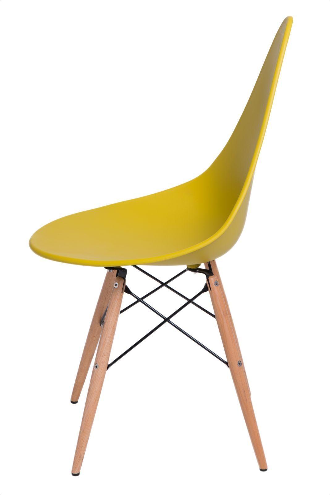 D2 Krzesło Rush DSW oliwkowe