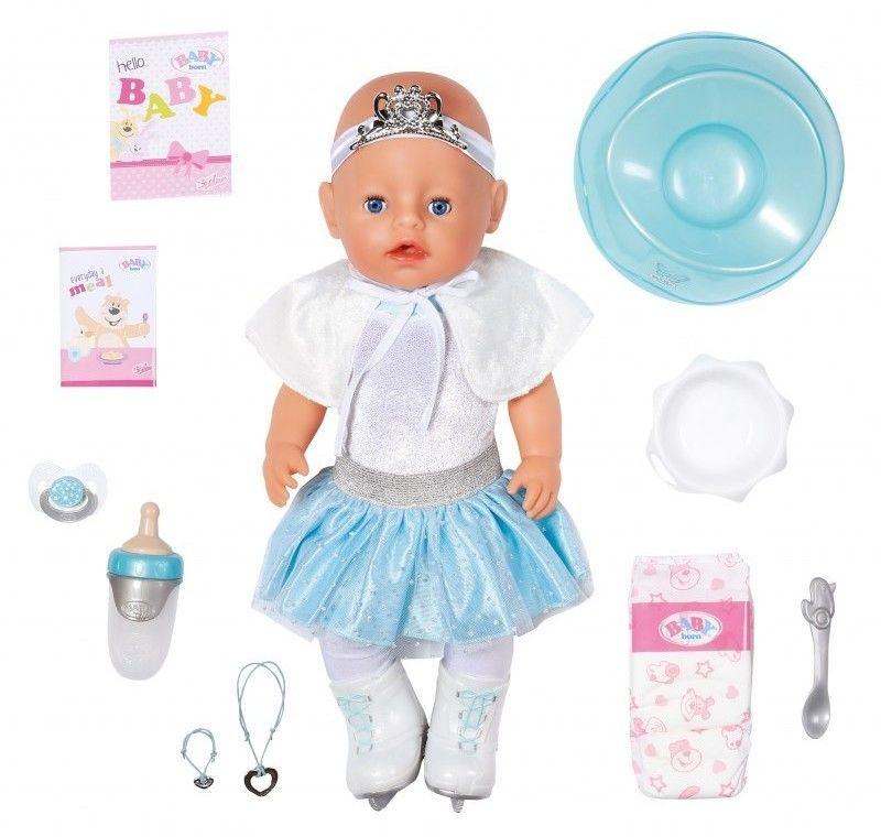 BABY born - Lalka interaktywna Soft Touch Balerina 43 cm 831250