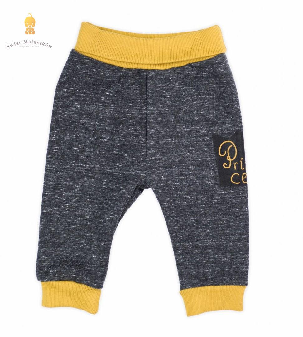 Spodnie chłopięce PRINCE r.56-80