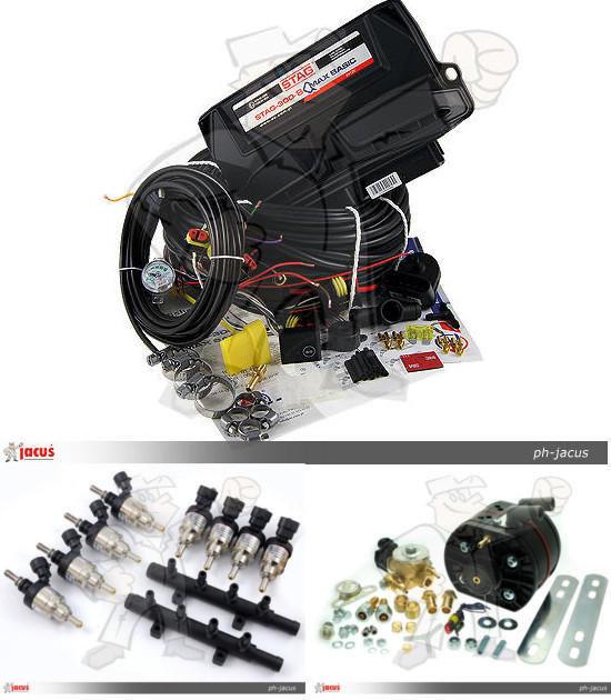 AC STAG 300 8 Qmax Basic TWIN Hana H2001 montaż pojedynczy Sekwencja 395KM