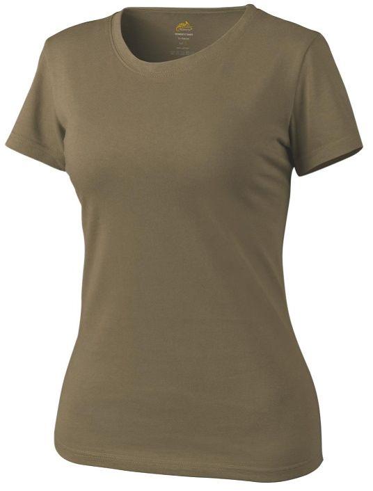 Koszulka T-shirt damska Helikon Coyote (TS-TSW-CO-11)