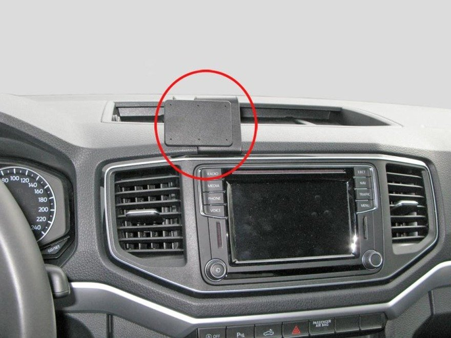 ProClip do Volkswagen Amarok 17-20
