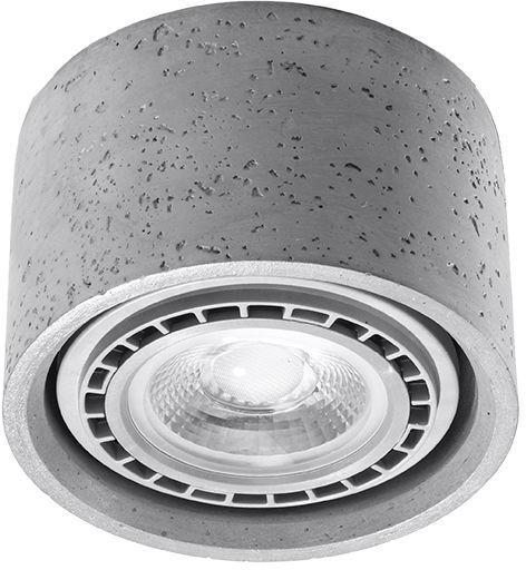 Tuba natynkowa betonowa BASIC ES111 SL.0881 - Sollux // Rabaty w koszyku i darmowa dostawa od 299zł !