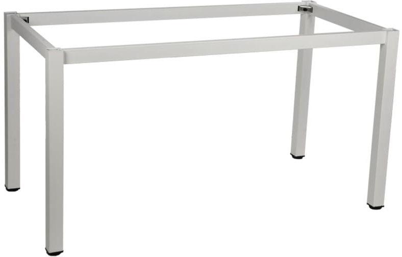 Stelaż ramowy stołu 66x66, noga kwadratowa