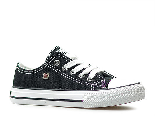 Trampki Big Star W374007 Czarne/Black
