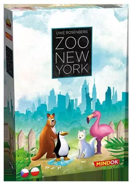 Zoo New York - Bard Centrum Gier
