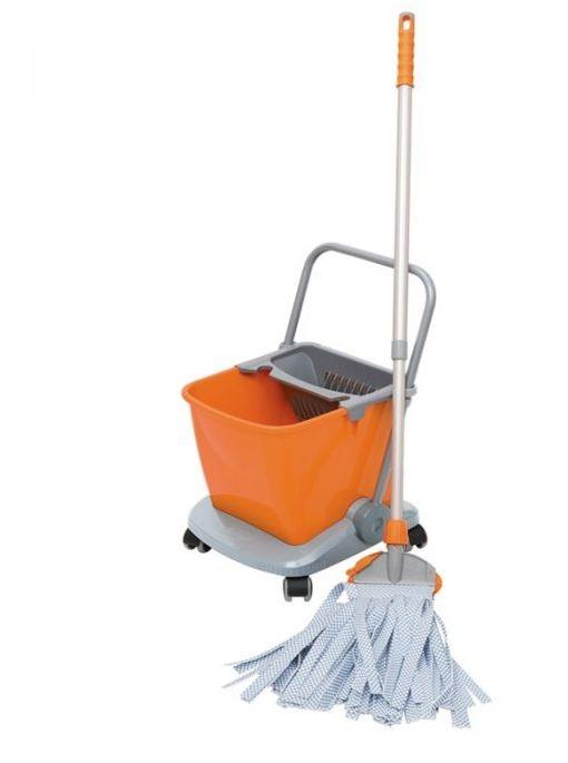 Wózek do sprzątania z mopem MIKRO II Splast
