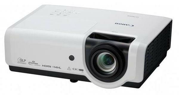 Projektor Canon LV-X420+ UCHWYTorazKABEL HDMI GRATIS !!! MOŻLIWOŚĆ NEGOCJACJI  Odbiór Salon WA-WA lub Kurier 24H. Zadzwoń i Zamów: 888-111-321 !!!